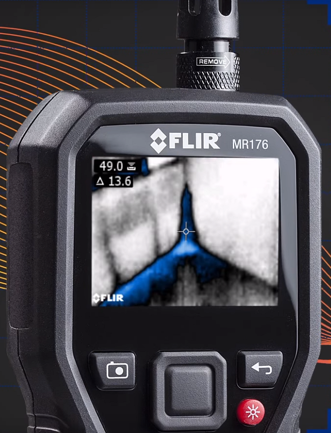 FLIR iBros ice MR 176 1