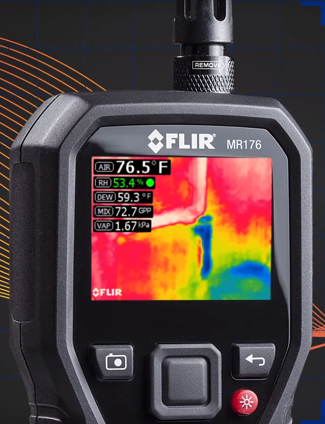 FLIR iBros rainbow MR 176 1