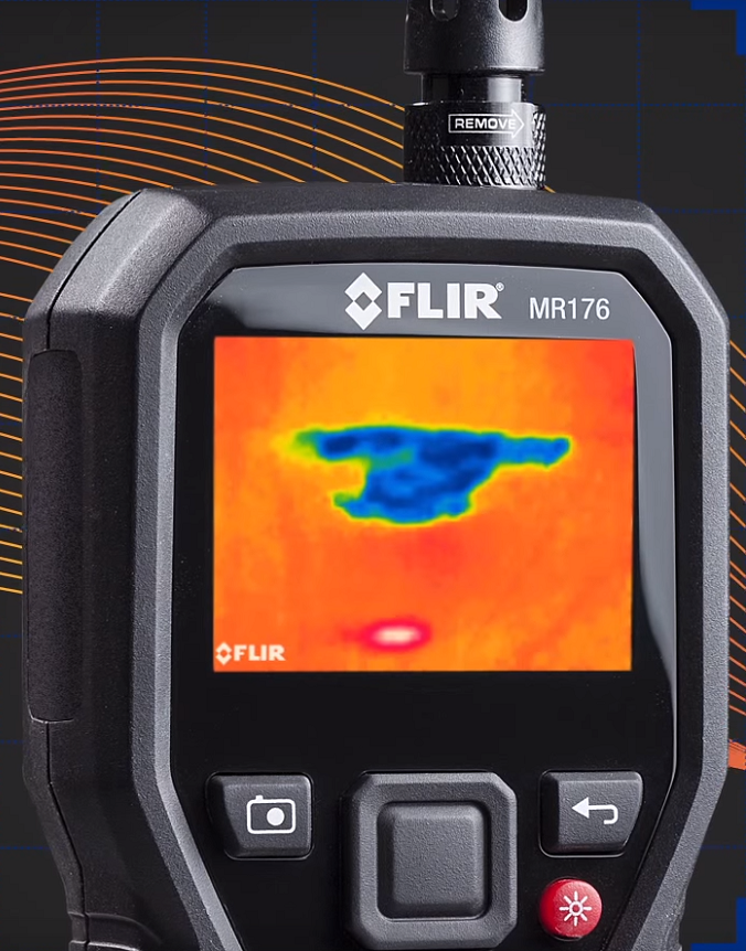FLIR iBros rainboworange MR 176 1