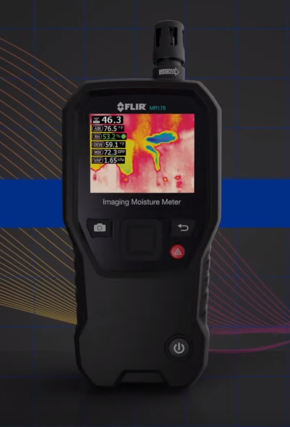 FLIR iBros rainbowred MR 176 1